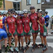 Sunday morning - roadrace ladies