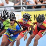 sunday afternoon - junior/senior ladies - elimination race